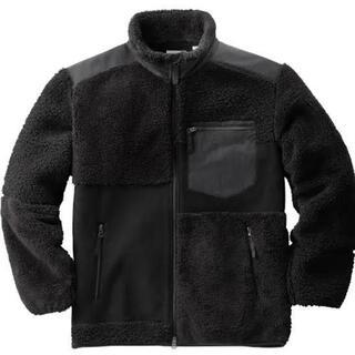 エンジニアードガーメンツ(Engineered Garments)のユニクロ エンジニアドガーメンツ フリースジャケット Lサイズ(ブルゾン)