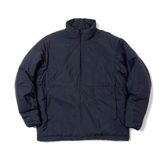 1LDK SELECT - SO NAKAMEGURO HALF ZIP PADDING JACKET