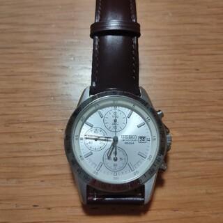 SEIKO - セイコー SEIKO クロノグラフ腕時計