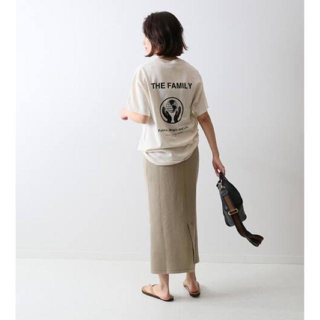 FRAMeWORK(フレームワーク)の新品♡上下セット販売♡フレームワーク♡ラゲットリブトップス&スカート♡ レディースのワンピース(ロングワンピース/マキシワンピース)の商品写真