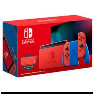 Nintendo Switch - 任天堂  Nintendo Switch マリオレッド×ブルー セット