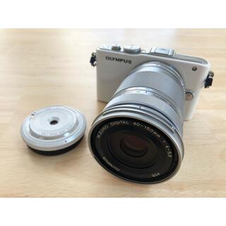 OLYMPUS - OLYMPUS E-PL3 一眼レフ デジタルカメラ ミラーレス