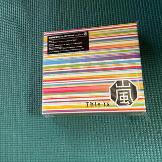 嵐 - This is 嵐(初回限定盤/Blu-ray Disc付)