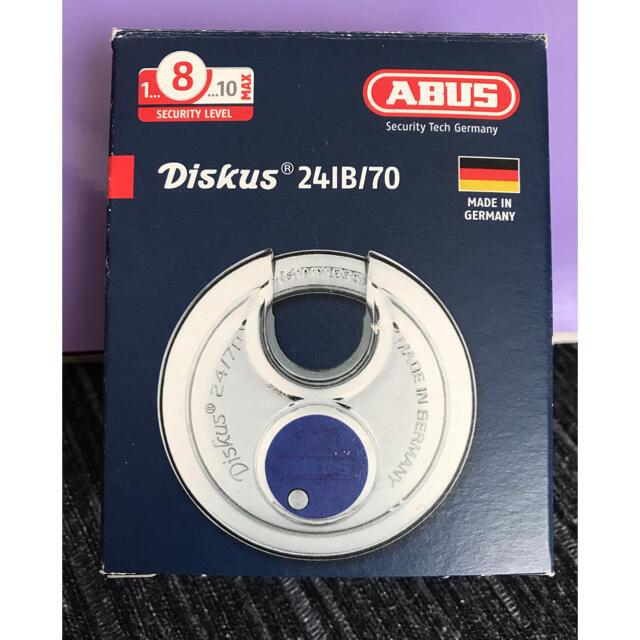 ABUS(アバス)のABUS 南京錠  自動車/バイクの自動車/バイク その他(その他)の商品写真