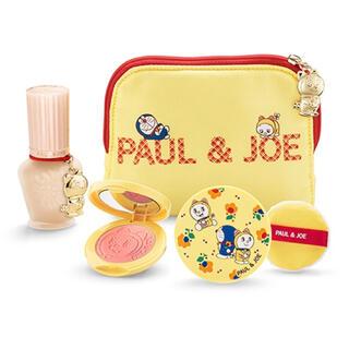 PAUL & JOE - クリスマスコフレ 2020 ドラえもん コスメ
