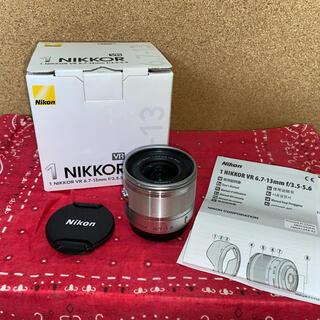 Nikon - Nikon 1 NIKKOR VR 6.7-13mm f/3.5-5.6