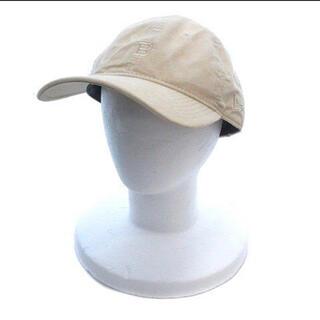 ニューエラー(NEW ERA)のニューエラ NEW ERA 帽子 キャップ コーデュロイ アイボリー (キャップ)
