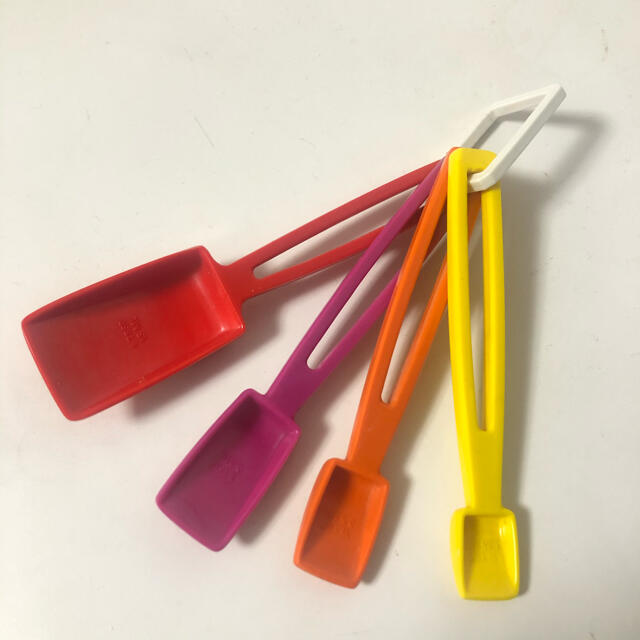 計量スプーン インテリア/住まい/日用品のキッチン/食器(調理道具/製菓道具)の商品写真