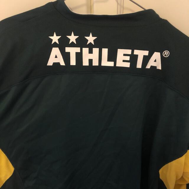 ATHLETA(アスレタ)のアスレタ シャツ スポーツ/アウトドアのサッカー/フットサル(ウェア)の商品写真