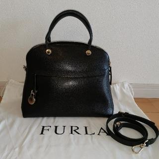 Furla - 【SORAさん専用】FURLA PIPER 黒
