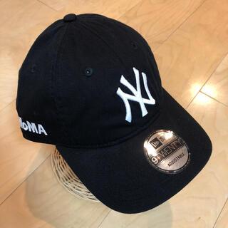 モマ(MOMA)のMOMA New Era Yankees   Cap (キャップ)