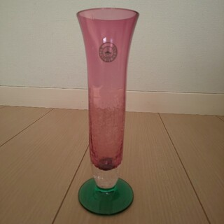 北一硝子 一輪挿し 花瓶