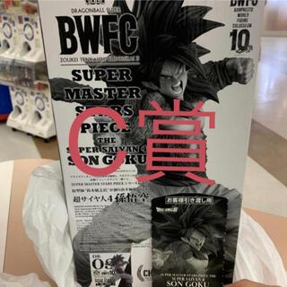 ドラゴンボール(ドラゴンボール)の新品 ドラゴンボール 1番くじ BWFC 優勝作品 SMSP C賞 孫悟空4(アニメ/ゲーム)