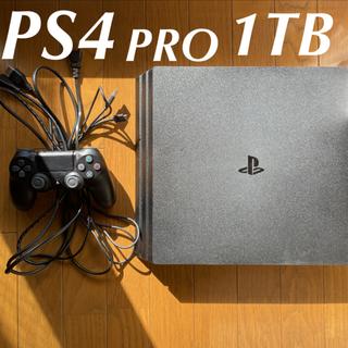 PlayStation4 - PS4 Pro  1TB CUH-7200B プレステ4 Sony 黒 即日発送