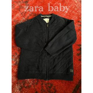 ザラキッズ(ZARA KIDS)のzara baby ザラ ベビー アウター ジャケット 100  ブルゾン(その他)