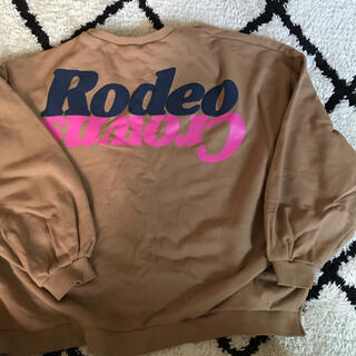RODEO CROWNS - RODEO CROWNSのトレーナー