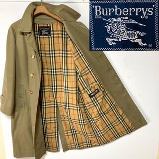 BURBERRY - 希少!バーバリープローサム ノバチェック ライナー付ステンカラーコート