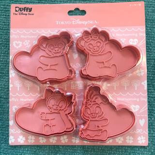 ダッフィー - ダッフィー&フレンズ クッキー型