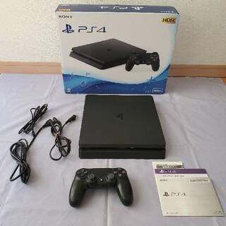 PlayStation4 - SONY PlayStation4 本体 CUH-2200AB01 【要商品説明
