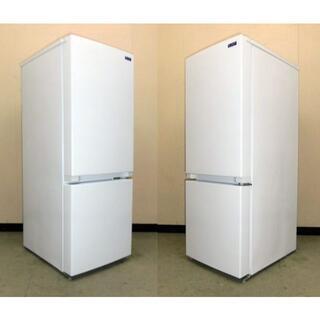 大特価♪19年製★YAMADA★2ドア冷蔵庫★156L(0R10911)(冷蔵庫)
