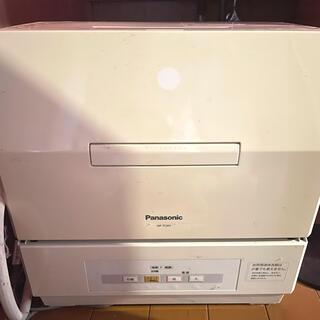 パナソニック(Panasonic)の最終値下げ Panasonic 食洗機 NP-TCM1(食器洗い機/乾燥機)