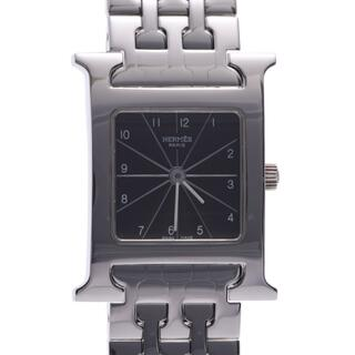 Hermes - エルメス  ラムシス Hウォッチ 腕時計