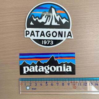 patagonia - パタゴニア ステッカー 2枚セット