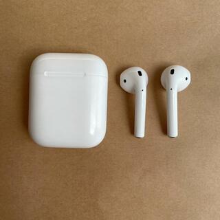 アップル(Apple)のAirPods 第一世代 ※1/31まで出品(ヘッドフォン/イヤフォン)