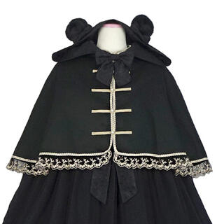 Angelic Pretty - angelic pretty haohao panda ケープ
