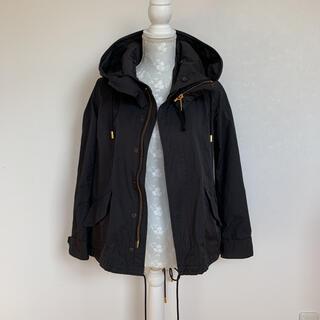 アパルトモンドゥーズィエムクラス(L'Appartement DEUXIEME CLASSE)のザ・リラクス モッズジャケット ブラック size38(モッズコート)