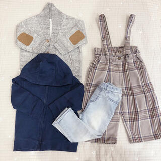 petit main - H&M petit main 服セット