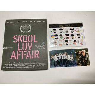 BTS SKOOL LUV AFFAIR アルバム(ミュージック)