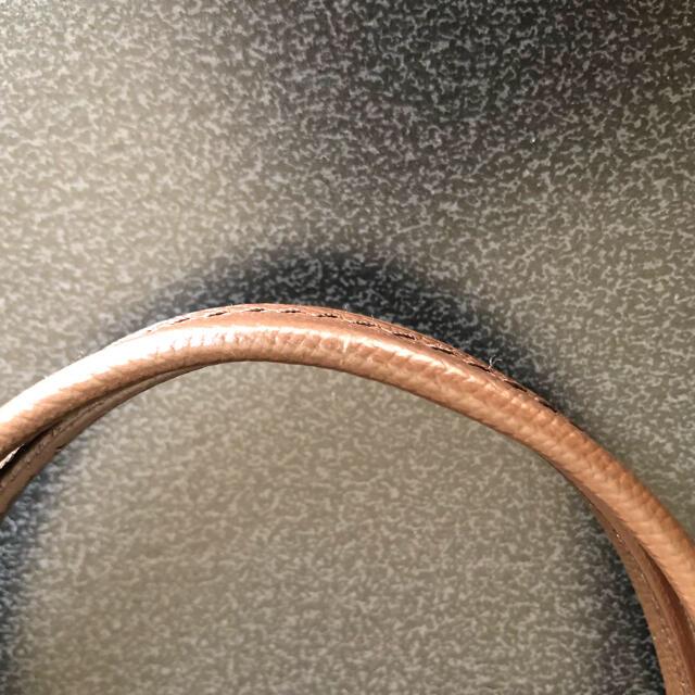 Herve Chapelier(エルベシャプリエ)のエルベシャプリエ 1407c  レザーハンドル レディースのバッグ(トートバッグ)の商品写真