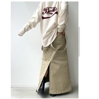 L'Appartement DEUXIEME CLASSE - 新品【GOOD GRIEF/グッドグリーフ】Chino Skirt サイズ38