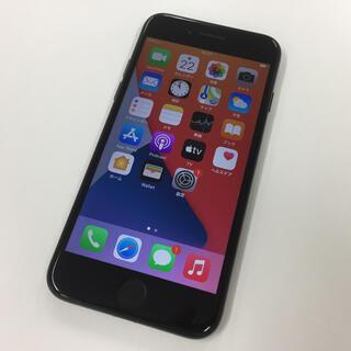 Apple - バッテリー新品 SIMフリー iPhone7 32GB ジェットブラック