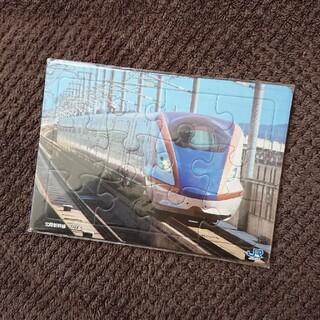 ジェイアール(JR)の新品★パズル 北陸新幹線 JR 新幹線 電車(知育玩具)