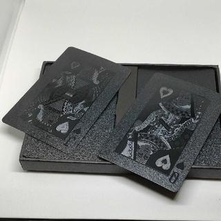 ビーエムダブリュー(BMW)のBMW トランプ カード ブラック 黒 ノベルティ(トランプ/UNO)