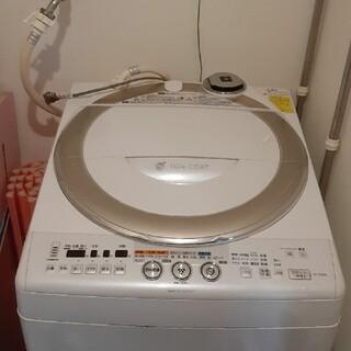 関東の方のみ!洗濯機  SHARP ES-TG830  (洗濯機)