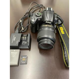 Nikon - Nikon D5000 動作確認済