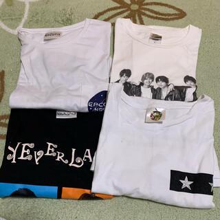 <送料込み>NEWS ライブTシャツ(アイドルグッズ)