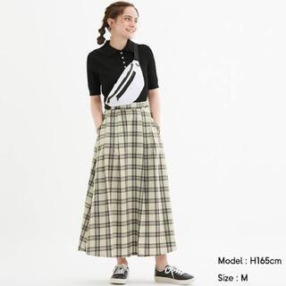 ジーユー(GU)のGU スカート(ロングスカート)