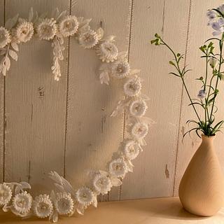フラワーベース 木製 一輪挿し 花瓶