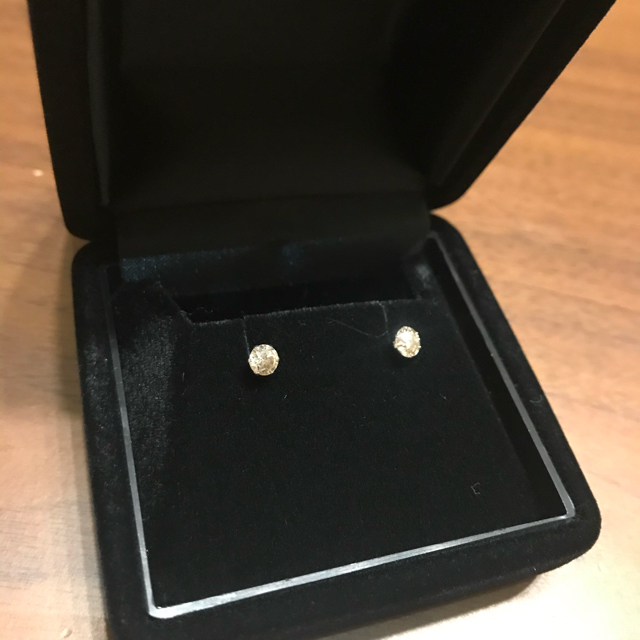 ダイヤモンドピアス0.4ct レディースのアクセサリー(ピアス)の商品写真