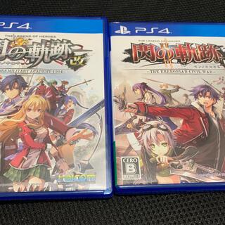 PlayStation4 - 英雄伝説 閃の軌跡 1 & 2 ps4