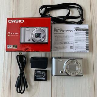 カシオ(CASIO)のCASIO EXILM EX-ZR1700(コンパクトデジタルカメラ)