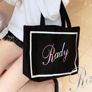 Rady - レインボーロゴRadyちゃんトート