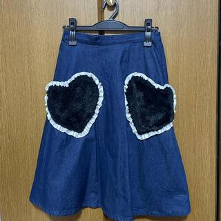 キャンディーストリッパー(Candy Stripper)のcandy stripper スカート(ひざ丈スカート)