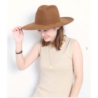ドゥーズィエムクラス(DEUXIEME CLASSE)のSUPER DUPER HAT ハット 帽子(ハット)