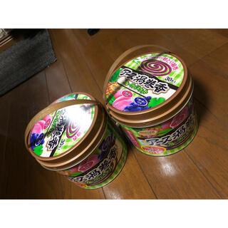 アース渦巻香 フルーツバスケット2缶 販売終了(ライト/ランタン)