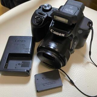 キヤノン(Canon)のCANON PowerShot SX70 HS(コンパクトデジタルカメラ)